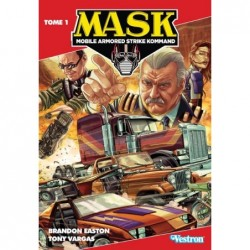 M.A.S.K. T01 - MOBILE...