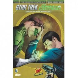 STAR TREK/GREEN LANTERN:...