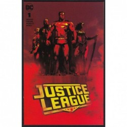 Justice League -1 Forbidden...