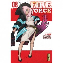 FIRE FORCE - TOME 8