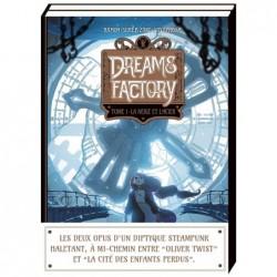 DREAMS FACTORY - FOURREAU...
