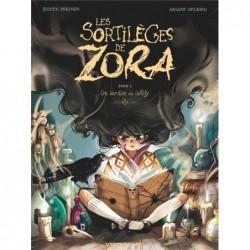 LES SORTILEGES DE ZORA -...