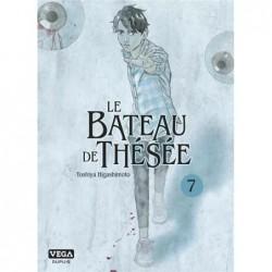 LE BATEAU DE THESEE - TOME 7