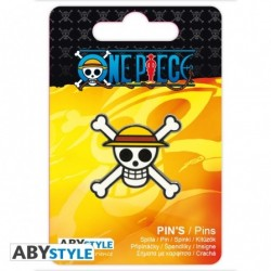 ONE PIECE Pin's Skull