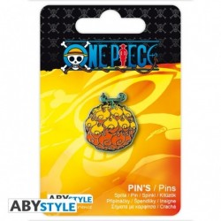 ONE PIECE Pin's Pyrofruit