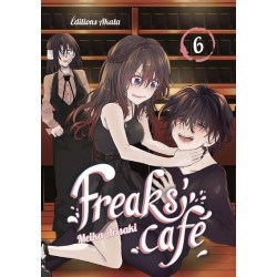 FREAKS' CAFE - TOME 6 - VOL06