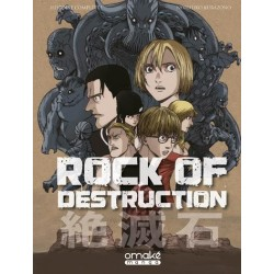 ROCK OF DESTRUCTION (VF)
