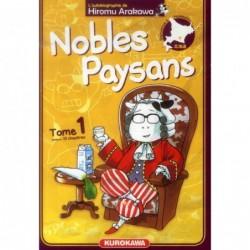 NOBLES PAYSANS - TOME 1 - VOL1
