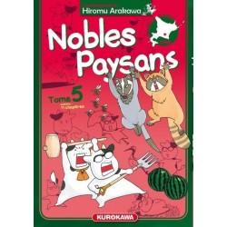 NOBLES PAYSANS - TOME 5 - VOL5