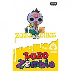 ZOZO ZOMBIE - TOME 3 /...
