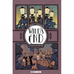 WILD'S END - TOME 2 -...