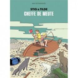STIG ET TILDE CHEFFE DE MEUTE