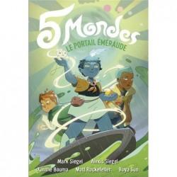 5 MONDES - VOL05 - LE...