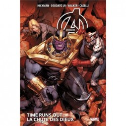 AVENGERS: TIME RUNS OUT T02...