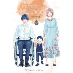 PERFECT WORLD - TOME 12 -...