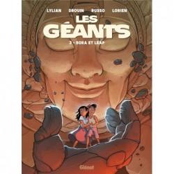 LES GEANTS - TOME 03 - BORA...