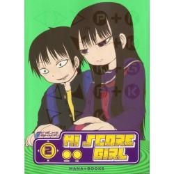 HI SCORE GIRL T02 - VOLUME 02