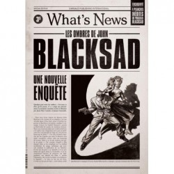 BLACKSAD - HORS-SERIE -...
