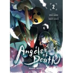 MANGA/ANGELS OF DEATH -...