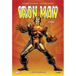 IRON MAN: L'INTEGRALE 1968...