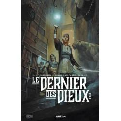 LE DERNIER DES DIEUX TOME 2