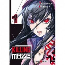 KILLING MAZE - T01 -...
