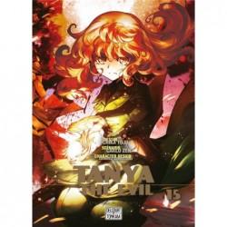 TANYA THE EVIL T15
