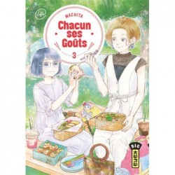 CHACUN SES GOUTS  - TOME 3