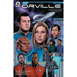 ORVILLE DIGRESSIONS -1 (OF 2)
