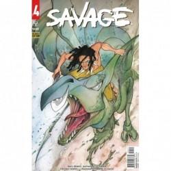 SAVAGE (2020) -4 CVR C -1-4...