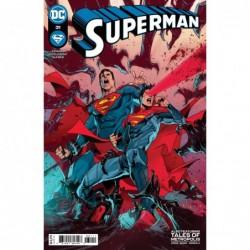 SUPERMAN -31 CVR A TIMMS