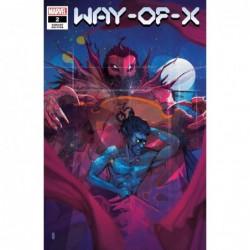 WAY OF X -2 WARD VAR
