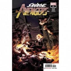 SAVAGE AVENGERS -21