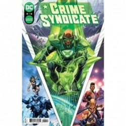 CRIME SYNDICATE -4 CVR A...
