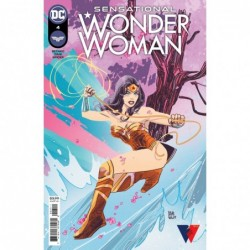 SENSATIONAL WONDER WOMAN -4...
