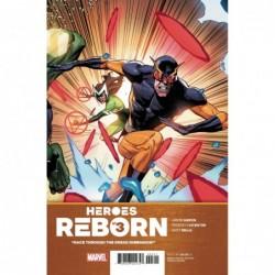 HEROES REBORN -3 (OF 7)