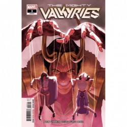 MIGHTY VALKYRIES -3 (OF 5)