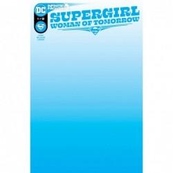 SUPERGIRL WOMAN OF TOMORROW...