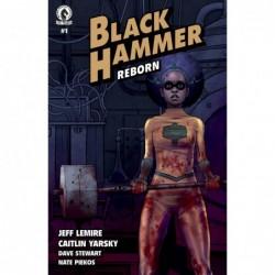 BLACK HAMMER REBORN -1 CVR...