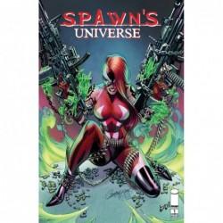 SPAWN UNIVERSE -1 CVR A...