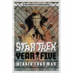 STAR TREK YEAR FIVE TP VOL...