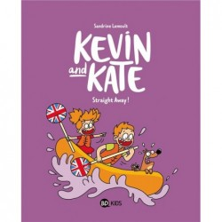 KEVIN AND KATE, TOME 05 -...