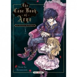 THE CASE BOOK OF ARNE T01 -...
