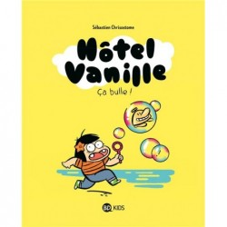 HOTEL VANILLE, TOME 02 - CA...