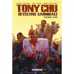 TONY CHU DETECTIVE...