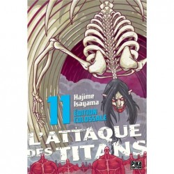 L'ATTAQUE DES TITANS -...