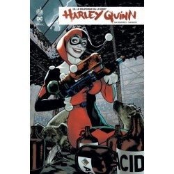 HARLEY QUINN REBIRTH  -...