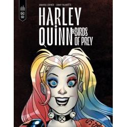 HARLEY QUINN & LES BIRDS OF...