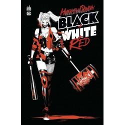 HARLEY QUINN BLACK + WHITE...
