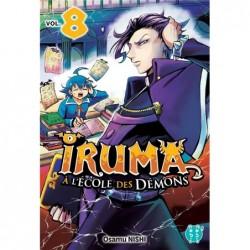 IRUMA A L'ECOLE DES DEMONS T08